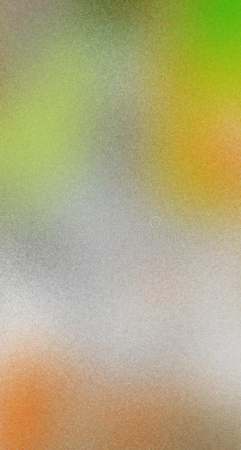 Colourful background with glass effect stock photography