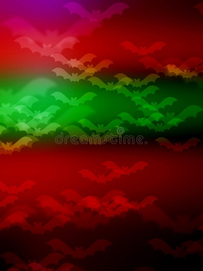 Colourful blure bokeh obraz stock