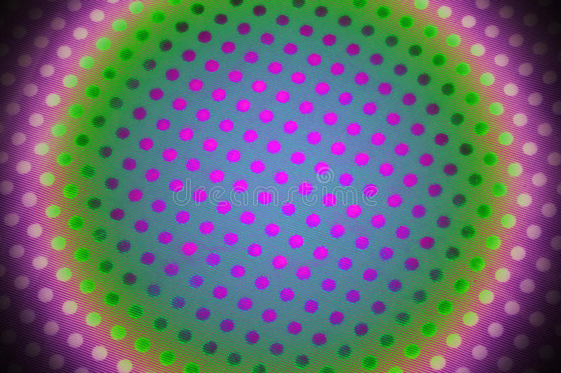 Download Colourful dots stock image. Image of round, radial, dots - 20552517