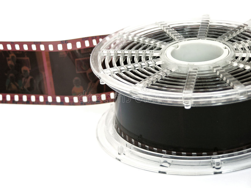 Download Colourful film stock photo. Image of celluloid, film, filmstrip - 1112072