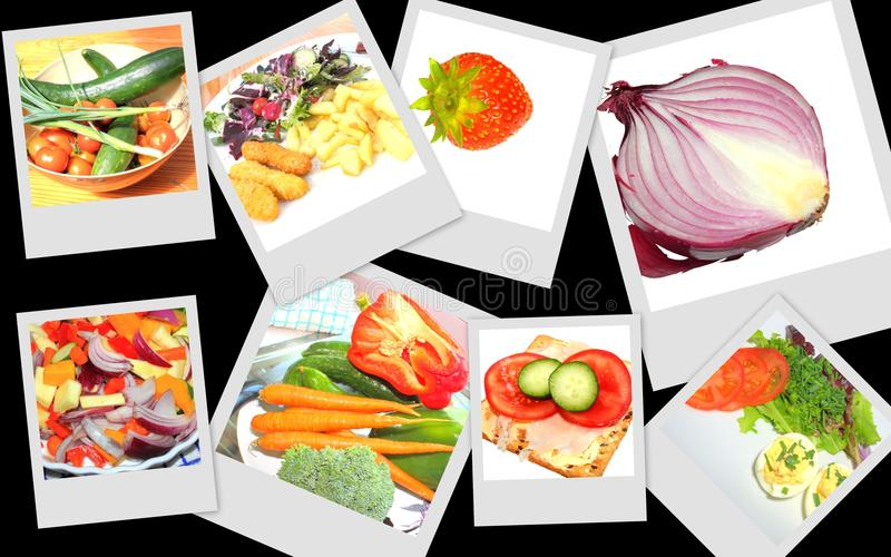 Download Colourful food ideas stock image. Image of collection - 26420017
