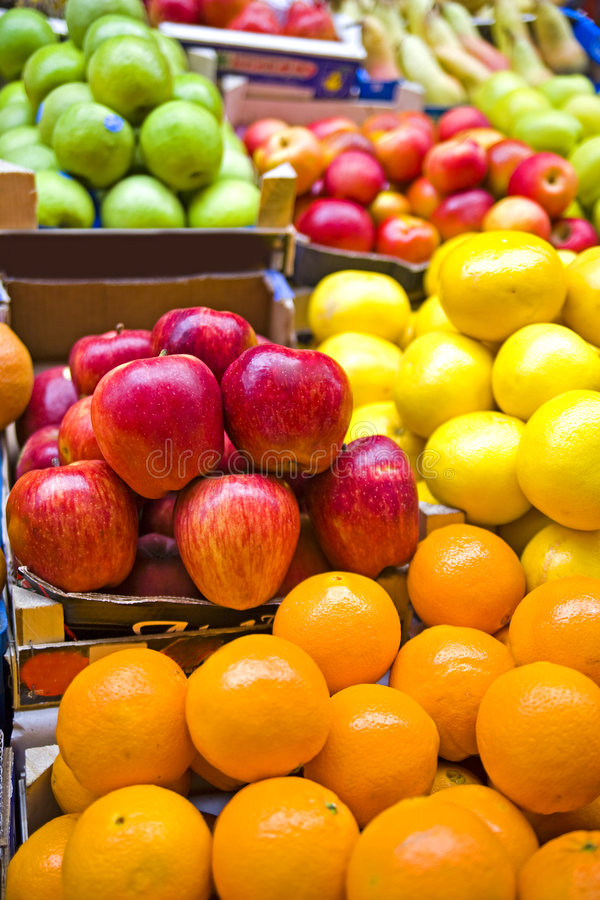 Download Colourful Fruit Stock Image - Image: 5148131