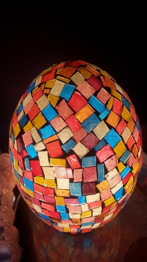 Colourful lampion obrazy stock
