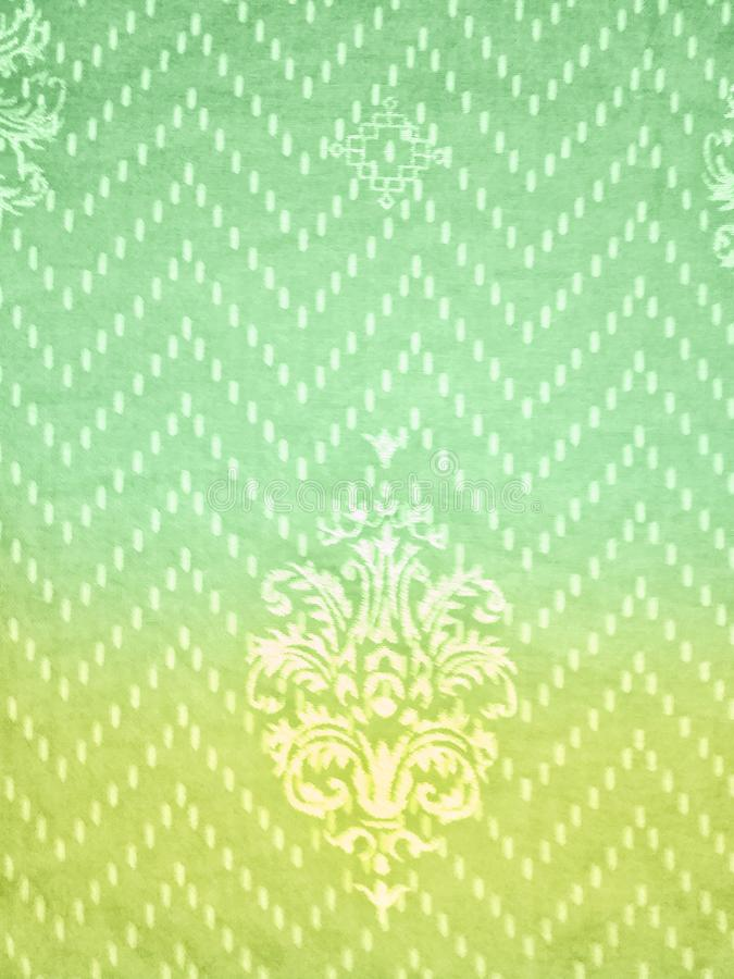 Colourful light green colour background illustration stock image