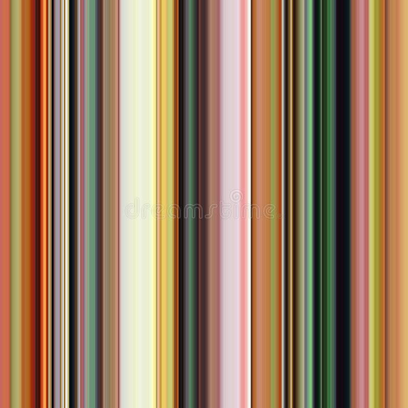 Colourful line pattern