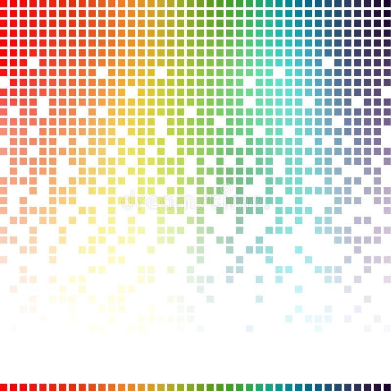 Colourful Mosaics royalty free illustration