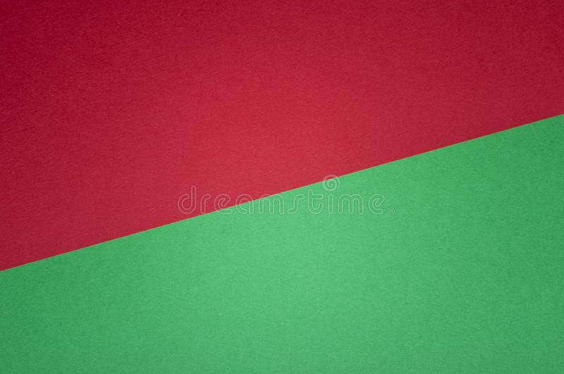 Colourful Papers In Abstract Forms. Abstract colored paper texture minimalism background stock images