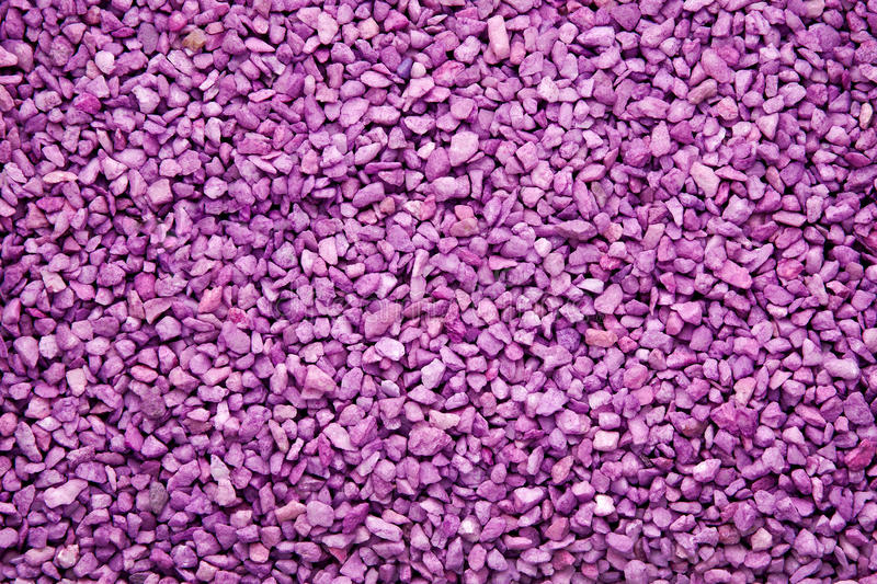 Download Colourful purple gravel stock image. Image of rough, texture - 28080289