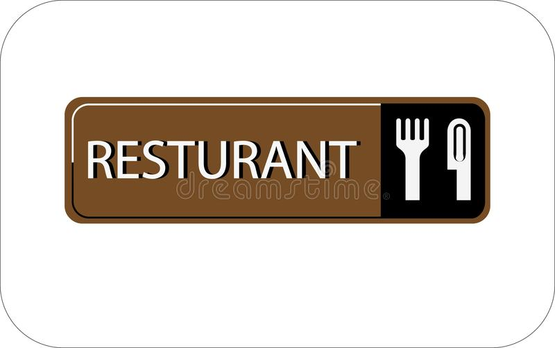 Colourful resturant vector image web icon vector illustration