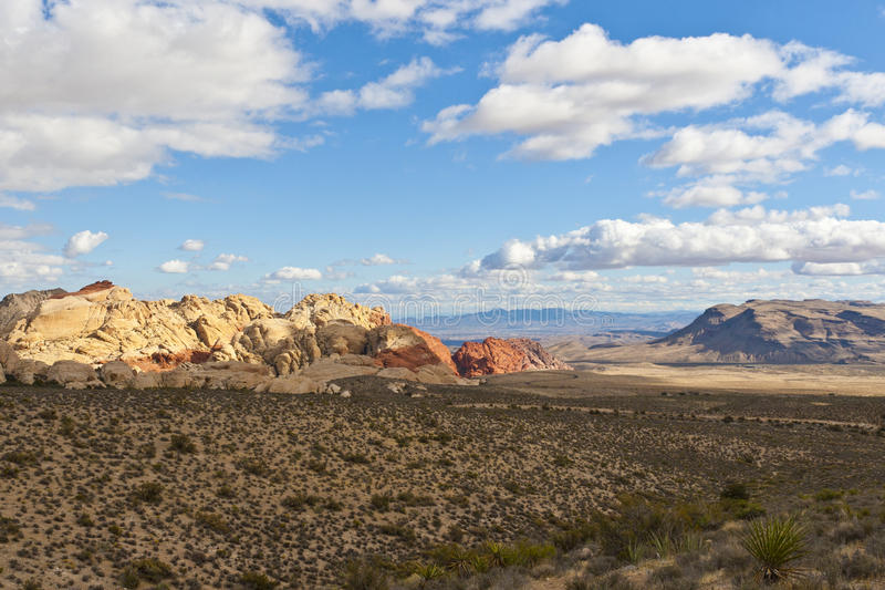 Download Colourful Rocks In Red Rock Canyon State Park Stock Photo - Image: 22904576