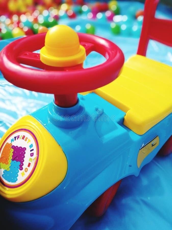 Colourful zabawki zdjęcia royalty free