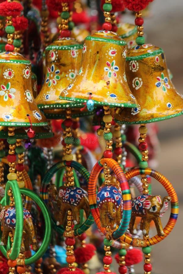 Colourfull Bells photos libres de droits