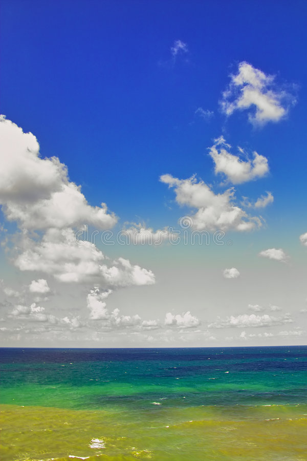 Download Colourfull sky and ocean stock photo. Image of dreaming - 236130