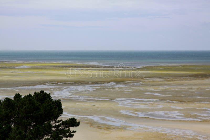 Colourfull wybrzeże zdjęcia stock