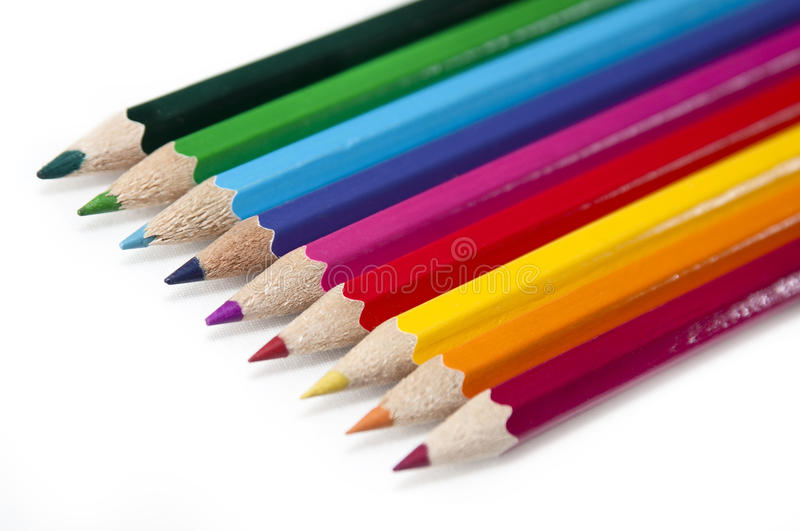 Download Colouring Pencils Stock Image - Image: 21961011
