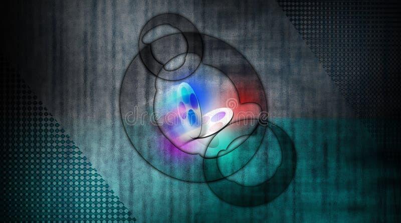 Colourringer stock image