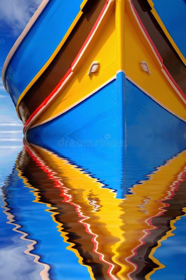 colours ön arkivbild