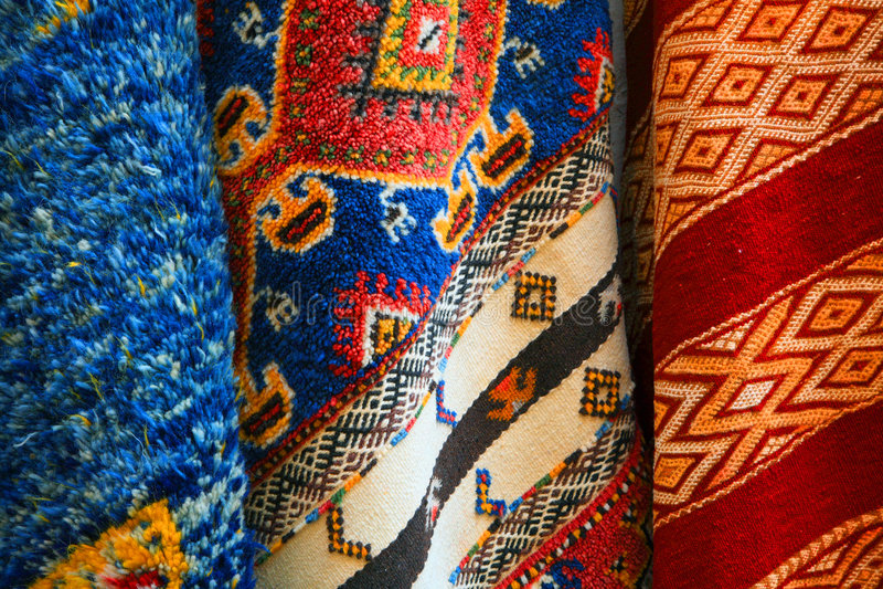 colours moroccan fotografia royalty free