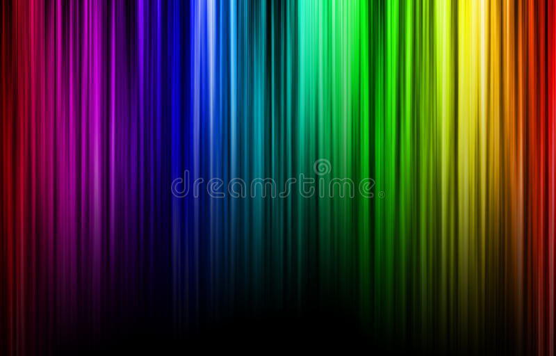 Download Colours Spectrum stock illustration. Illustration of measurement - 18604490