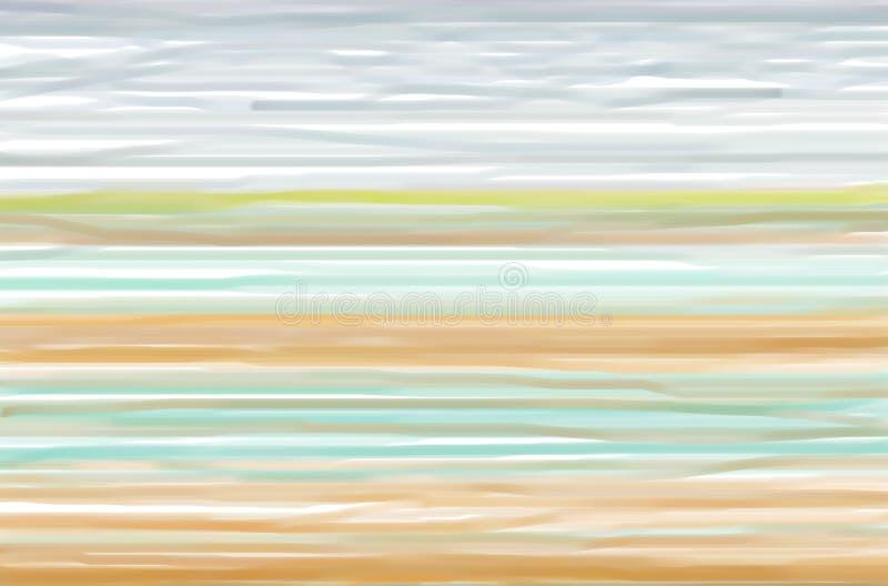 colours tuscany stock illustrationer