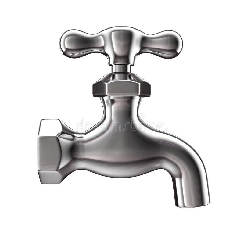Colpetto di acqua illustrazione di stock