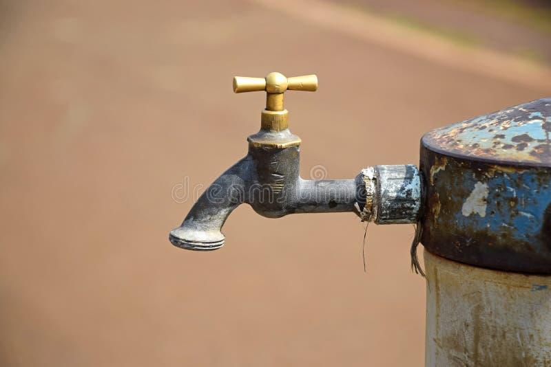Colpetto di acqua fotografia stock