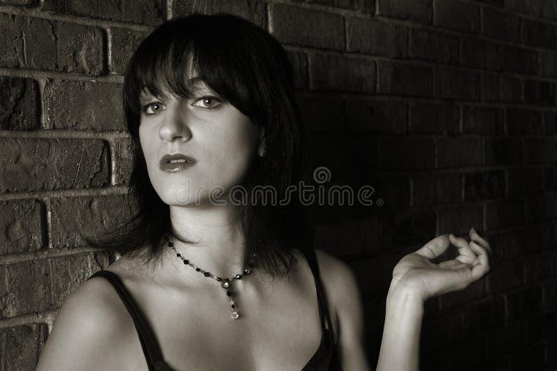Download Colpo del noir di notte immagine stock. Immagine di solitario - 7304465