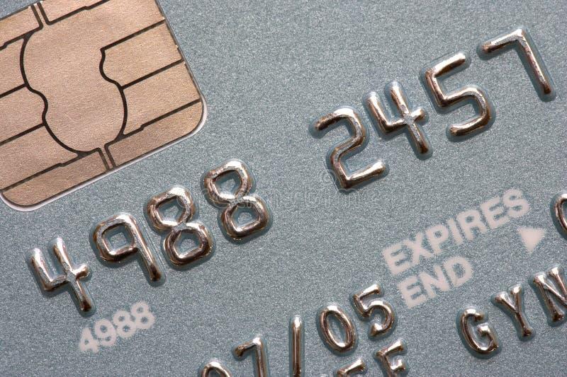Download Colpo A Macroistruzione Della Carta Di Credito Del Perno E Del Chip Fotografia Stock - Immagine di obbligazione, soldi: 211778