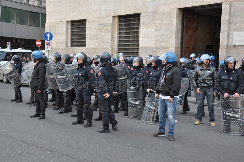 Colpo a Napoli fotografia stock libera da diritti