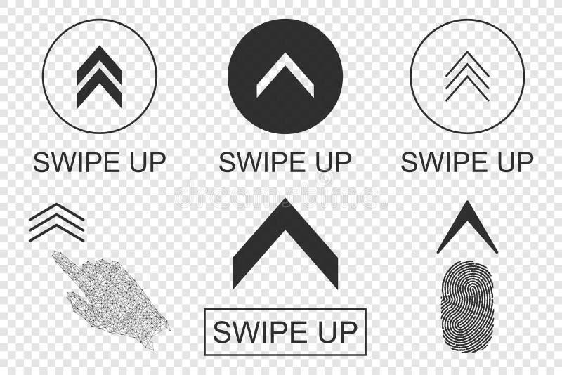 Colpo sull'insieme dei bottoni Icone della rete sociale e di applicazione Vettore illustrazione vettoriale