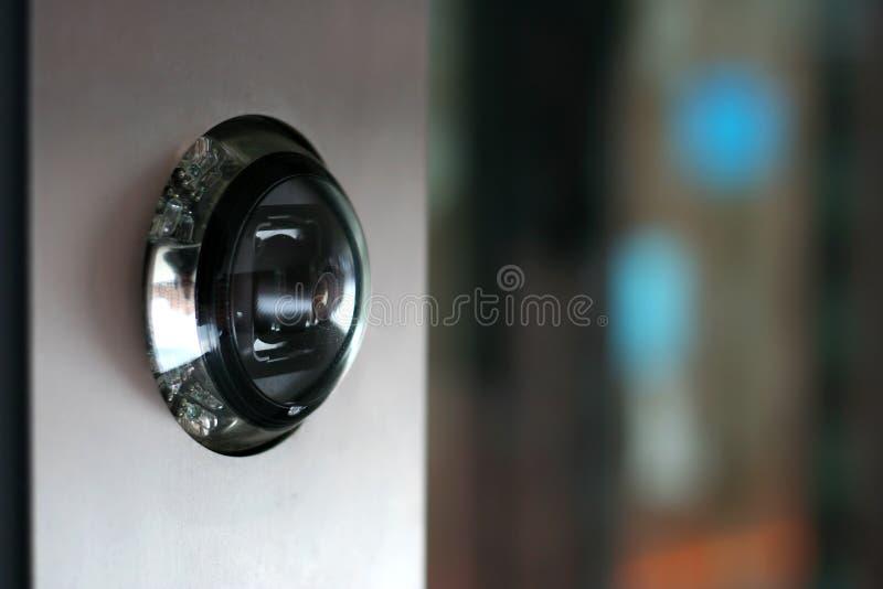 Colse-up d'appareil-photo photographie stock libre de droits