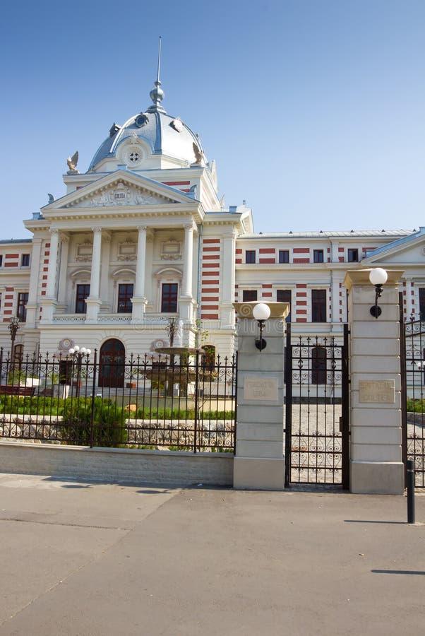 Coltea Hospital in Bucharest stock photos