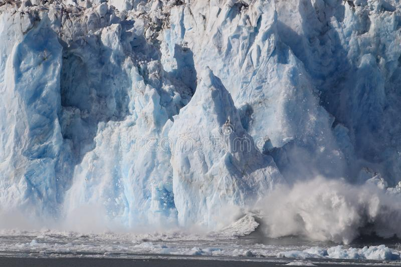 Columbia Glacier, Columbia Bay, Valdez, Alaska. Ice and icebergs in the environment of Columbia Glacier, Columbia Bay, Valdez, Alaska, aleutian, america stock photos
