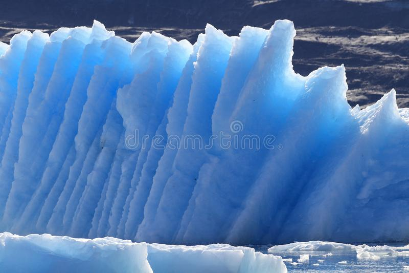 Columbia Glacier, Columbia Bay, Valdez, Alaska. Ice and icebergs in the environment of Columbia Glacier, Columbia Bay, Valdez, Alaska, aleutian, america stock images