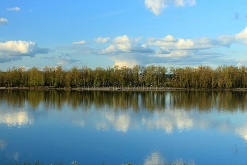 Columbia River Schlucht stockfoto