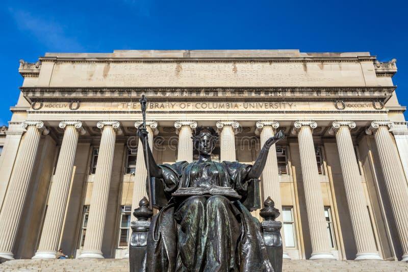 Columbia University royalty free stock photography