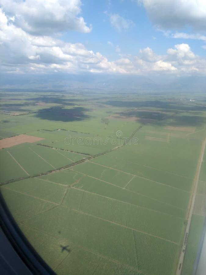 Columbiaans landschap stock foto's