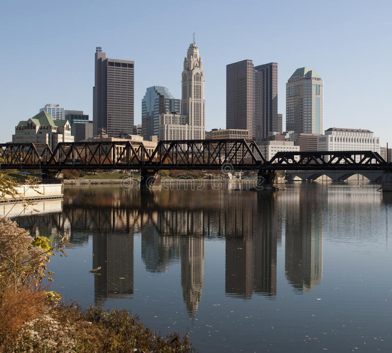 Download Columbus stock photo. Image of city, riverfront, waterfront - 16914582