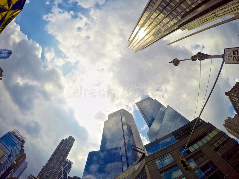 Columbus Circle stockfoto