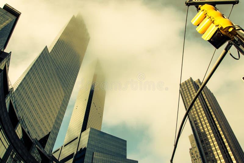 Columbus Circle stock foto's