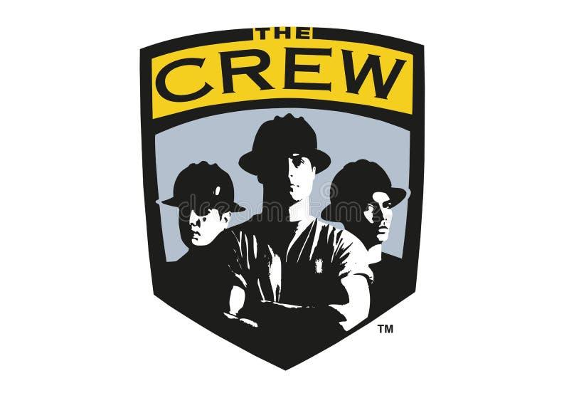 Columbus Crew Logo illustration de vecteur