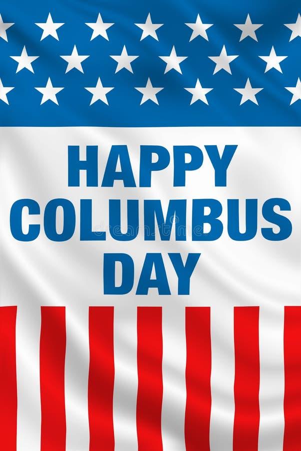 Columbus Day stock illustrationer