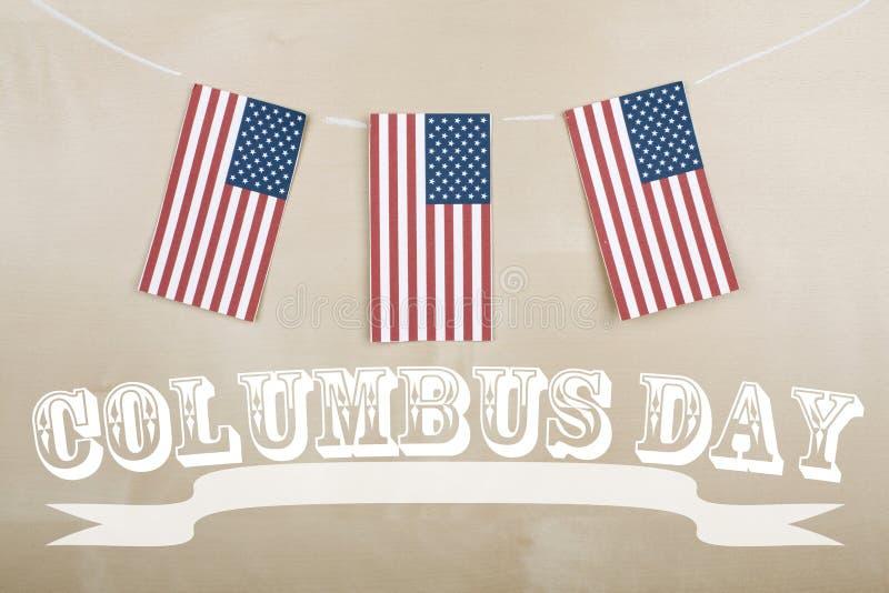 Columbus Day royalty-vrije stock afbeeldingen