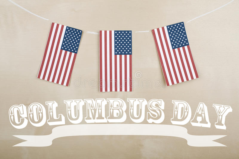 Columbus Day royalty free stock images