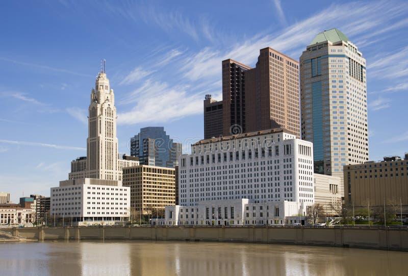 Columbus, Ohio fotografie stock libere da diritti
