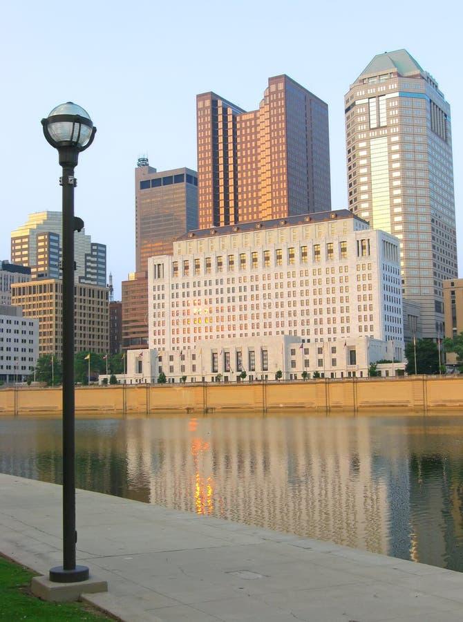 Columbus, Ohio royalty-vrije stock afbeelding