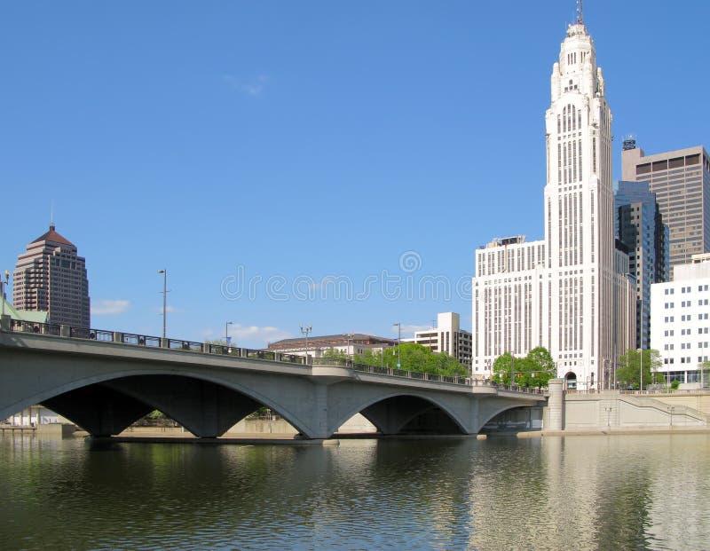 Columbus, Ohio fotografía de archivo