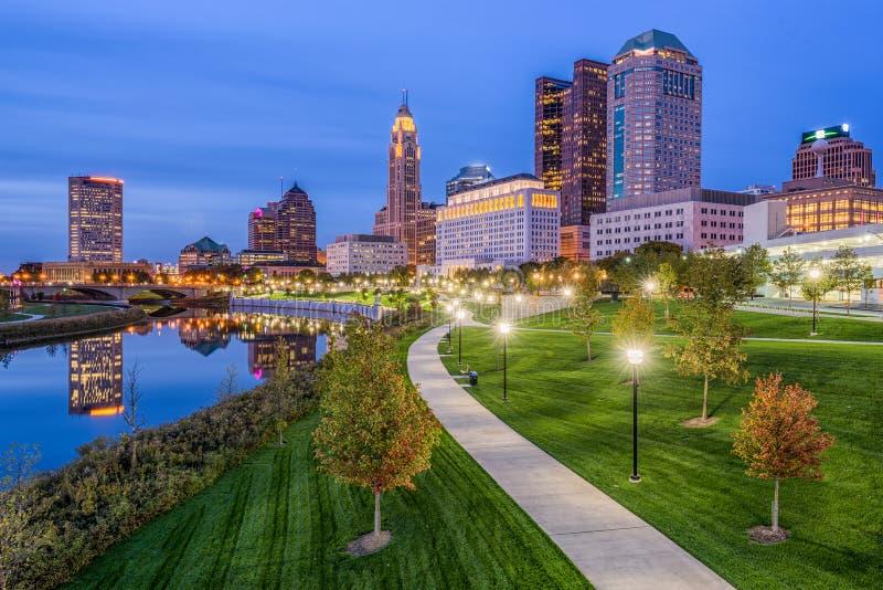 Columbus, Ohio, U.S.A. immagini stock