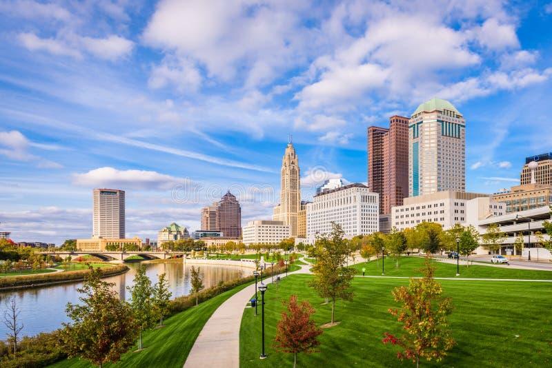 Columbus, Ohio, U.S.A. immagine stock libera da diritti