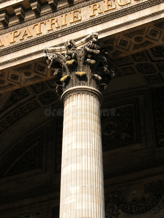 Download Column stock image. Image of lawyers, jacques, greek, columns - 257233